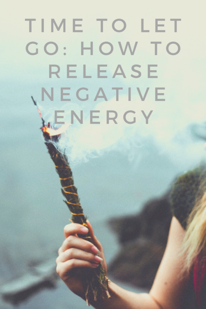 negative energy cleanse
